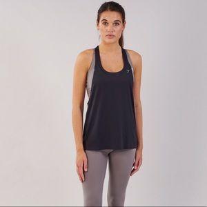 Women's Gymshark Tech Vest Black